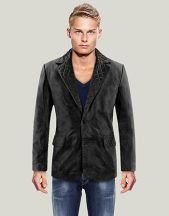 Blazer Overcoat Jacket FOR Men's