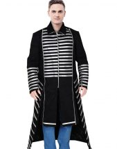 Men's Savvy Long Cotton Coat