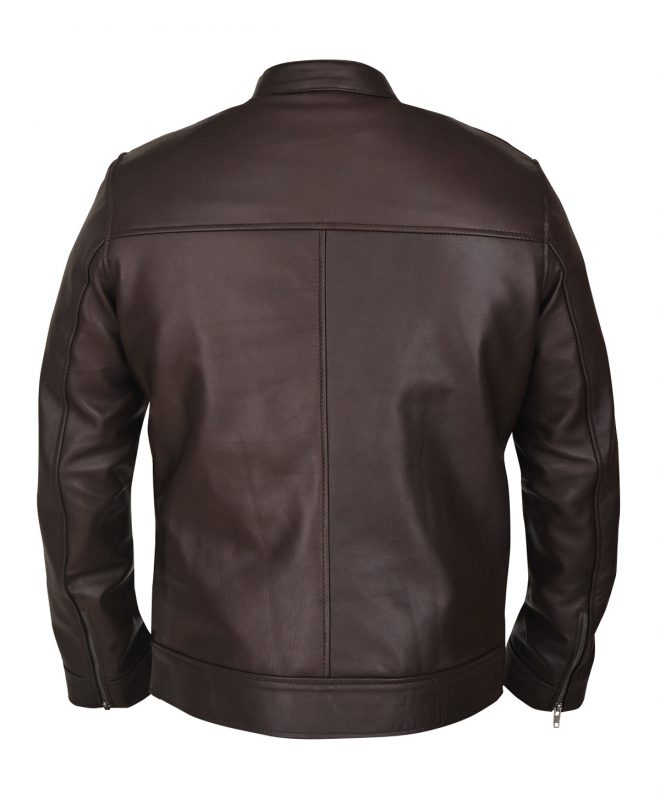 Chicago PD Hank Voight Leather Jacket